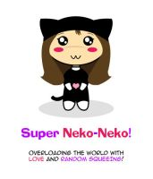 Super Neko-Neko -- My new ID by Arwym