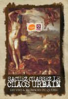 Sachez Chassez Le Chaos Urbain by misfitmalice