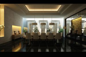 """BALINESE"" dining room by Neellss"