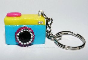 Cute Camera Charm by Luna-Goodies