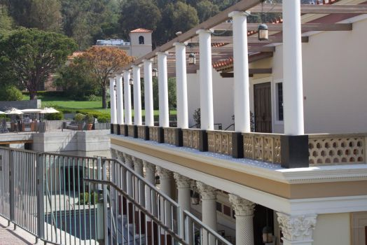 The Getty Villa, California by contrastvision