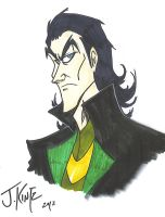 Request - Loki by Rinkusu001