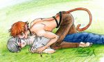 for ill3h - cat boi yaoi by eilid