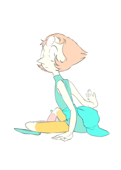 pearl by 8rabbit