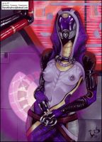 Tali vas Normandy by VP by Quinlan73