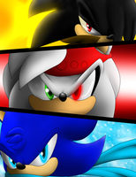 team chaos... let's go! by SonicXstar