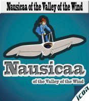 Nausicaa of the Valley of the Wind icon by TRABLUSKAR