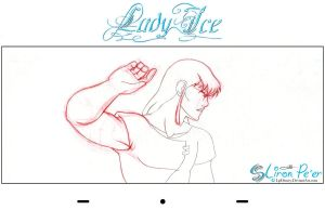 Lady Ice - Sen Rough 03 by LPDisney