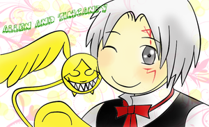 Allen and Timcanpy Smile by alpha-Ikaros