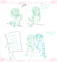 MH: Paper Airplane by KPenDragon