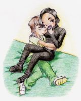 Sleepy Lyoko Kids by Sandy87