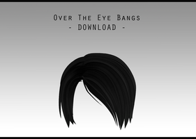 Over The Eye Bangs [ DOWNLOAD ] by Aia-Aria