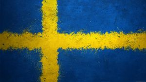 Sweden -Mgn Flag Collection 2013 by GaryckArntzen