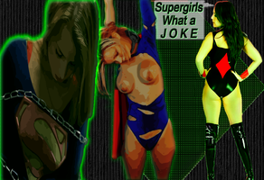 Momba defeats Supergirls 1 by ORcaMAn001