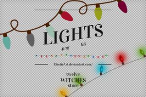 18 Lights.png by 12WitchesStore
