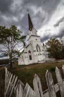 Old Church Stock 1 by leeorr-stock