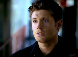 Dean Winchester by Bant-Eerin