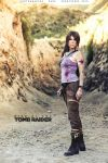 Lara Croft: Rise of the Tomb Raider by ferpsf