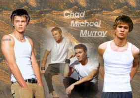 Chad Michael Murray 2 by AngelSpikeGirl