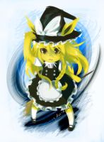 Jolteon Marisa by Cocoroll