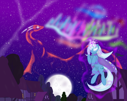 Great and Powerful Illusionist by Virenth