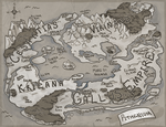 Pithenium Map by SpaceRoma
