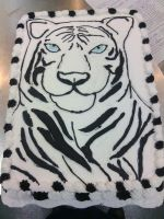 White Tiger by KauseNeffect