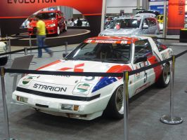 Mistubishi Starion Turbo by carfan