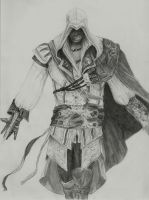 Ezio Auditore by JaidenIV