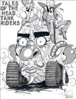 HEAD TANK RIDERS by Sweet-Babboo