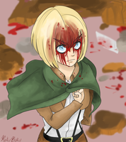 Bloody Armin by 96Reicheru