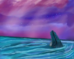 The Voyage 1: Where the Ocean Meets the Sky by fantreasureplanetljs