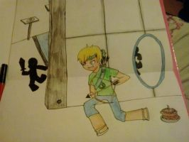 InTheLittleWood Fanaart by xXChemical-Cupcake