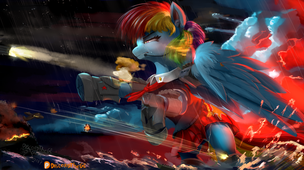 The truce will never be known (Rainbow Kirov) by DiscordTheGE