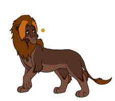 Lion Adopt - CLOSED by PCollinsAdoptables