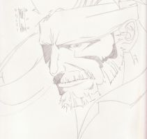 Big Boss Master Piece by M4n1nm1rr0r