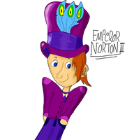 Art- Emperor Norton II by TheSirKnite