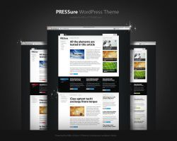 PRESSure WordPress Theme by kac2or
