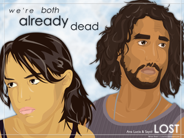 Already Dead - LOST - Vector by Ccarcia3