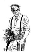 Inbred Cannibal by doctor-morbius