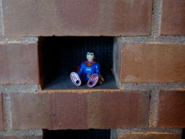 Angry Superman by botskey