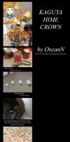 Shining princess crown Tutorials by oscanN