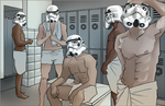 Objectified Stormtroopers by AgarthanGuide