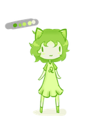 Nepeta-Green Palette by ForeverMuffin