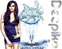deepika water by Baby-Krrish