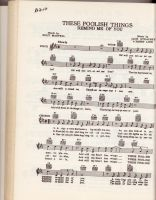 Sheet Music 1 by markopolio-stock