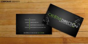 CORPORATE I.D. by cre8tivedirection