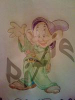 Dopey by PixieRay
