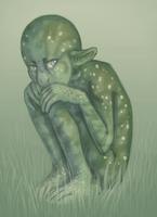 Baby Dryad by DimeSpin
