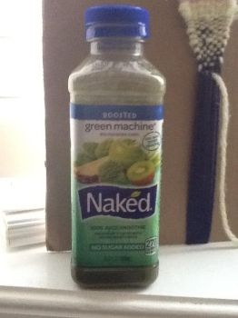 Tht Naked Juice, doee by TracyStromberg